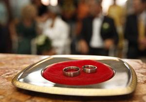 После цунами в Японии выросло количество бракоразводных церемоний