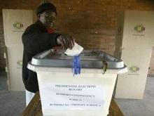 ЕС не признает результаты выборов в Зимбабве