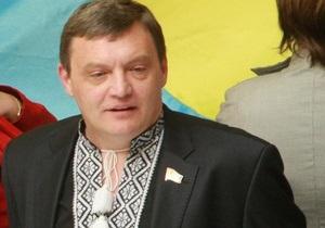 Грымчак обжаловал представление ГПУ в суде, который отменил указ Ющенко по Бандере