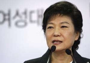 Глава Южной Кореи пообещала принять ответные меры в случае ядерных испытаний КНДР