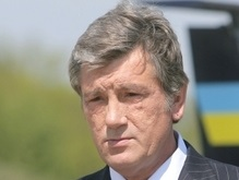 Ющенко хочет общаться с Медведевым на  ты