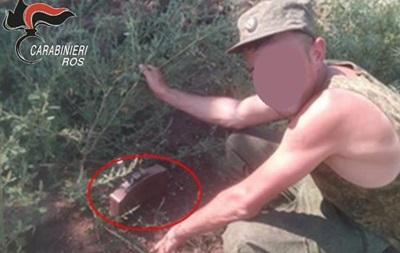 В Италии арестовали местного жителя, воевавшего на Донбассе