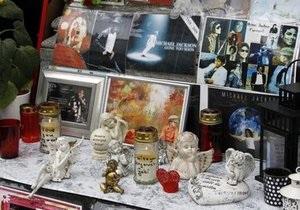Сегодня - годовщина смерти Майкла Джексона