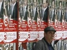 На выборах в Грузии подрались члены избиркома