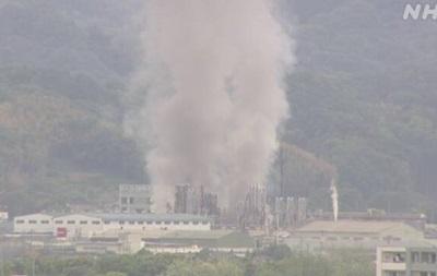В Японії прогримів вибух на хімзаводі