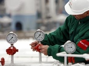 Украина импортирует 2,5-2,7 млрд кубометров газа в ноябре