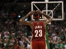 NBA: Бостон отправил ЛеБрона на каникулы