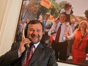 СМИ: Балога может вернуться к Ющенко