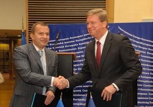 Украина и ЕС заявляют о прогрессе в переговорах об отмене виз