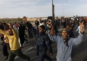 Врачи без границ подтвердили информацию о пытках сторонников Каддафи в Ливии