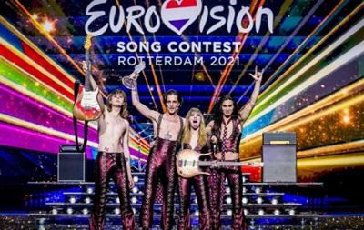 У Роттердамі оголосили переможця Євробачення 2021