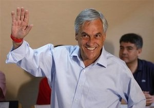Президентом Чили избран миллиардер-консерватор