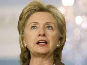 Клинтон  рассчитывает на быстрое разрешение избирательного кризиса в Афганистане