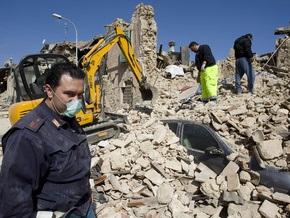 В результате землетрясения в Италии погибла восьмилетняя украинка (обновлено)