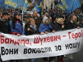 РИА Новости: В парикмахерской  У Шухевича