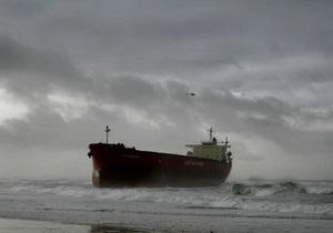В Ионическом море из-за поломки дрейфует балкер с украинским экипажем