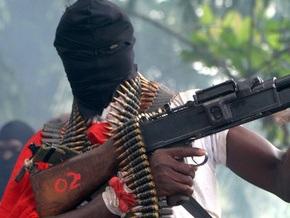 Нигерийские боевики объявили перемирие