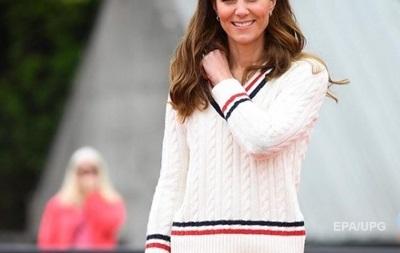 Кейт Миддлтон  выгуляла  особенное украшение