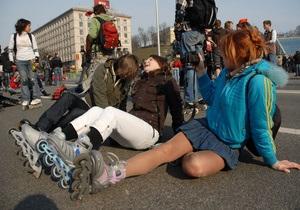 Завтра в центре Киева пройдет флэшмоб Молодежь против расизма