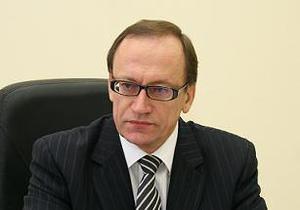 Пасенюк принес в МВД оригинал печати Высшего админсуда