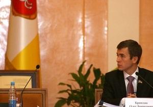Костусев повторно ушел на больничный в день принятия бюджета Одессы