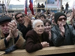 Власти Грузии выполнили требования оппозиции