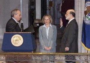 Бернанке принял присягу в качестве главы ФРС США