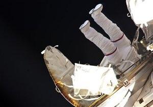 Роскосмос изучает вопрос об отправке украинского космонавта на МКС
