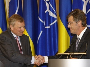 NYT: На повестке дня НАТО - Украина и испытание отношений с Россией