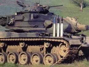 США поставят в Ливан партию танков М-60