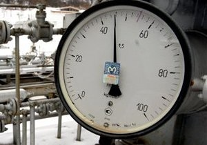 В Украине растут тарифы на транзит газа