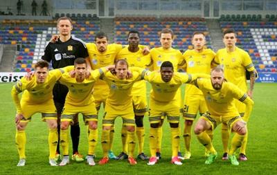 Один з найкращих клубів Латвії усунений від єврокубків на сім років