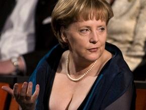 Меркель проигрывает выборы в двух землях