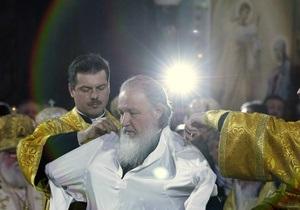 Просьба патриарха Кирилла о выделении участка для захоронения сирот не связана со скандальным законом - РПЦ
