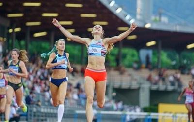 Украинские легкоатлетки выиграли два серебра на этапе Бриллиантовой лиги