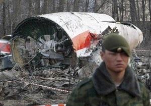 В деле о крушении самолета президента Польши предъявлены первые обвинения
