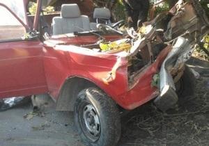 Под Одессой в ДТП погибли три человека