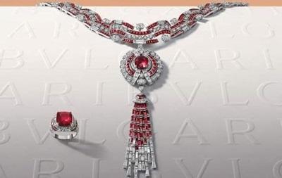 BVLGARI представила самую дорогую коллекцию украшений