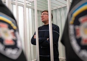 Милиция не пустила большинство журналистов на суд по делу Луценко