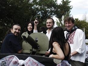 Фотогалерея: Махнофест 2009. Анархия - это любовь