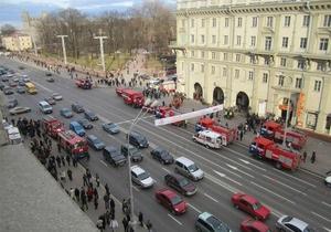 МЧС Беларуси: В результате взрыва в минском метро погибли люди
