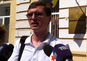 Экс-активист антитимошенковской организации заявил о готовящихся провокациях в Печерском суде