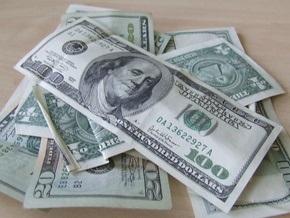 Доллар на межбанке упал на 10 копеек