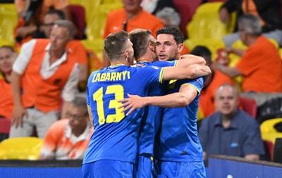 Україна - П. Македонія 2:1. Онлайн матчу Євро-2020