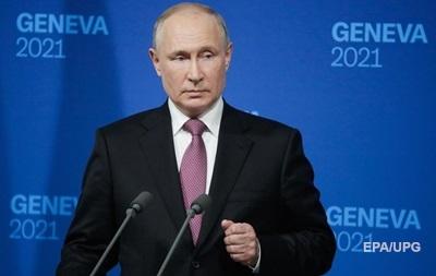 Путін: Байден професіонал, нічого не пропускає