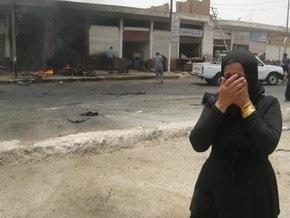 На рынке в Ираке прогремел взрыв: пятеро погибших