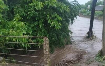 На Буковине подтоплены более десяти населенных пунктов