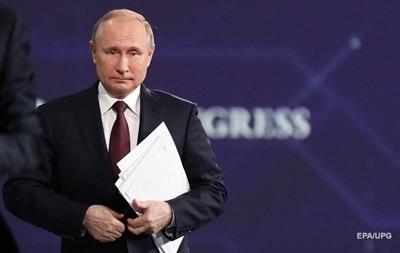 Путин обвинил США в организации Майдана в Украине