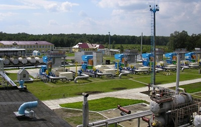 Украина накопила 16 млрд кубометров газа
