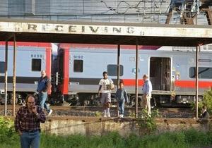 Новости США - столкновение поездов в США: В СшА столкнулись два пассажирских поезда